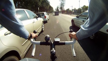 The Mitchell Freeway bike path will receive work as part of the plan.