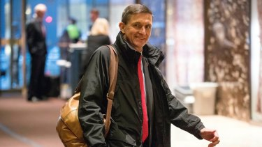 Michael Flynn misled Mr Pence about his contacts with Russian officials.