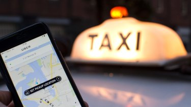 Passengers using Uber or taxis will have to pay an extra $1.10 per ride to fund a compensation package for the taxi industry.