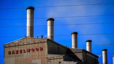 The Hazelwood power station in Victoria is to close by the end of March 2017.