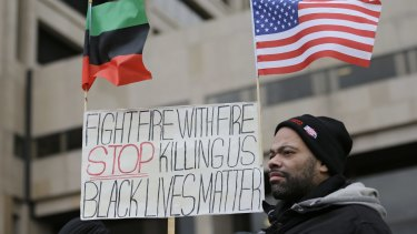 Protests erupted after a grand jury decided not to indict two white Cleveland police officers in the fatal shooting of 12-year-old Tamir Rice in 2014.