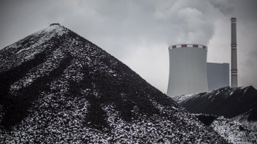 Slowing demand in Asia and an increasingly carbon-conscious world have put pressure on the price of coal.