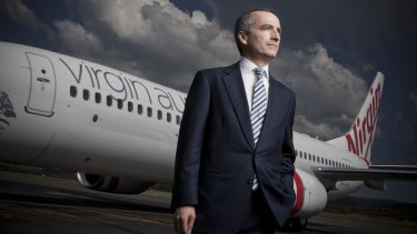 After delivering an annual loss, Virgin Australia chief executive John Borghetti has forecast a return to profitability in the new financial year.