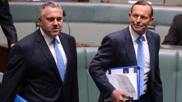 Both Tony Abbott and Treasurer Joe Hockey have already ruled out an increase in the GST in the first term.