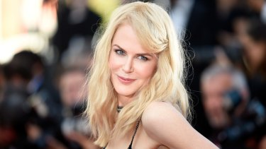 Nicole Kidman is thankful to still be hitting new peaks in her career.