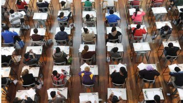 Each year thousands of students sit an exam vying for a coveted spot at a selective school in NSW.