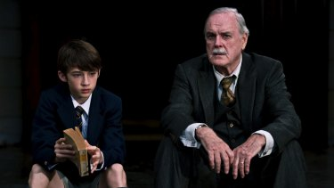 Tales of Troye: Sivan, aged 14, playing the lead role in South African movie <i>Spud</i>, opposite John Cleese.