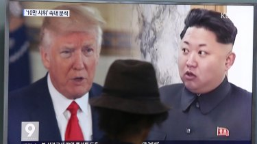 Donald Trump and Kim Jong-un have traded barbs recently, increasing tension between the two countries.