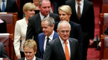 Could Malcolm Turnbull call a snap second election?