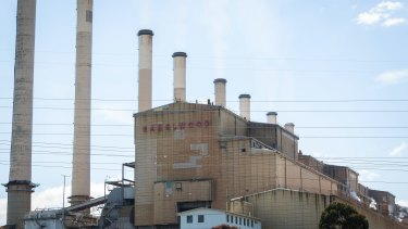 Hazelwood power plant's closure will be announced on Thursday.