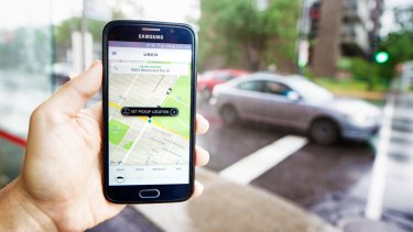 Queensland's political parties have been laying out their policies on ride sharing.