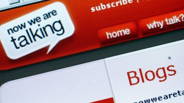 Academic blogging is a great way for knowledge to reach wider society.