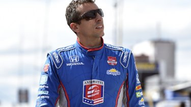 Justin Wilson has died following injuries sustained during Sunday's race.