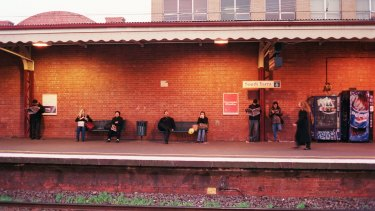 About 28,000 people use South Yarra station each day.