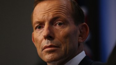 Prime Minister Tony Abbott: The figure he has quoted for the scheme has been queried.