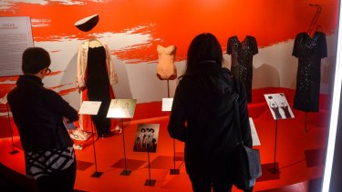"""The ACMI exhibition has been described as """"like walking into a jewellery box""""."""