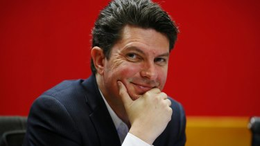 """Greens senator Scott Ludlam: """"I have no wish to draw out the uncertainty or create a lengthy legal dispute, particularly when the Constitution is so clear."""""""