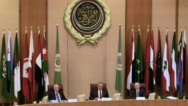 Margot Wallstrom was barred from addressing the League of Arab States meeting of foreign ministers in Cairo in March.