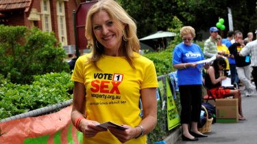 The Sex Party has good policies and an admirable leader in Fiona Patten.