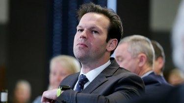 Senator Matt Canavan's future in Parliament hangs on the High Court decision.