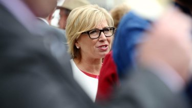 Former Australian of the Year Rosie Batty.