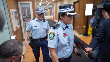 NSW Police raid the Sydney office of the AWU.