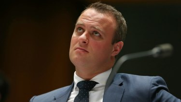 """Tim Wilson is prepared to take a $200,000 pay cut to make """"tough decisions""""."""