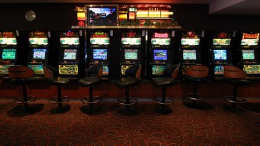 The Federal Group is campaigning against a policy that would remove pokies from the state's pubs and clubs.