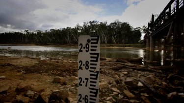Water resources for agriculture and environmental flows in places like the Murray Darling Basin will be reduced even further as atmospheric carbon dioxide increases.