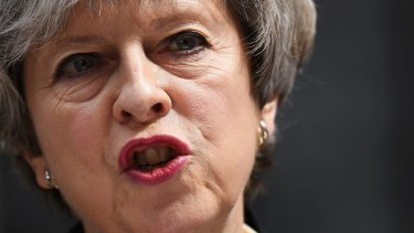 Theresa May outlined a far-reaching plan for tackling extremism.