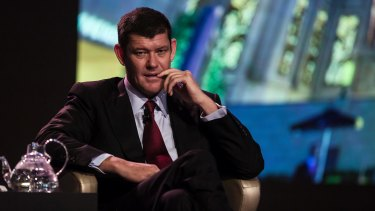 James Packer has remained the largest shareholder of Crown Resorts through his private investment company.