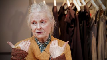 Vivienne Westwood: designer, activist, legend.