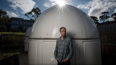 Astronomer Michael Brown has  discovered a booming black market ensnaring his profession.