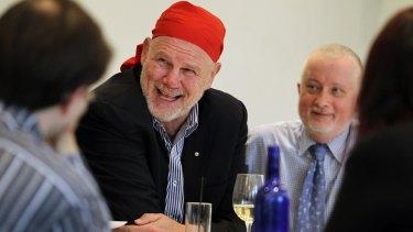 Australian Republican Movement chairman Peter FitzSimons.