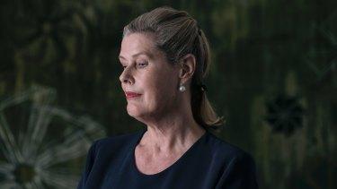 Deborah Thomas gave her yearly bonus to the Australian Red Cross.