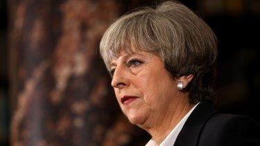 Theresa May speaks about Islamist extremism as the election campaign resumes.