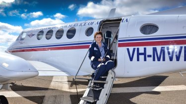 The Royal Flying Doctor Service is Australia's top-ranked charity.