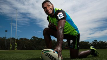 Rugby league player Kato Ottio died this month, reportedly because of heatstroke.