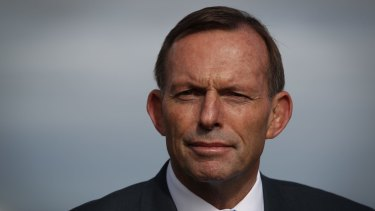 Prime Minister Tony Abbott paid tribute to Jewish soldiers in World War I at the Great Synagogue in Sydney.