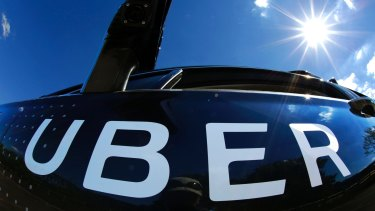 Ride-sharing company Uber came under fire last year for allegedly failing to comply with federal workplace laws amid claims of sham contracting.