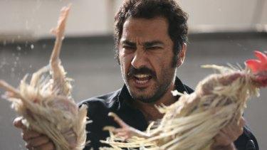 Navid Mohammadzadeh as Moosa in the Iranian drama No Date, No Signature.