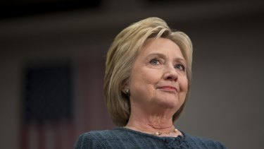 """Hillary Clinton: """"Is a raised, emphatic voice heard as something more grating when it emanates from a woman?"""""""