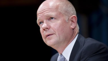 """This crisis is not the fault of the Greek people"": William Hague"