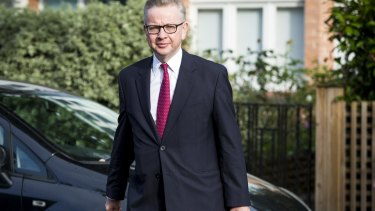 Brexit campaigner Michael Gove will run to be the next Conservative Party leader and UK prime minister.