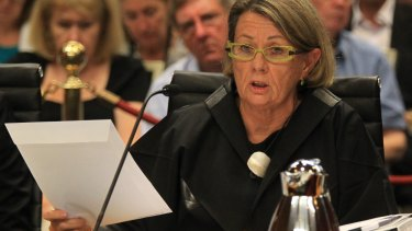 ICAC Commissioner Megan Latham ... sought a funding boost.