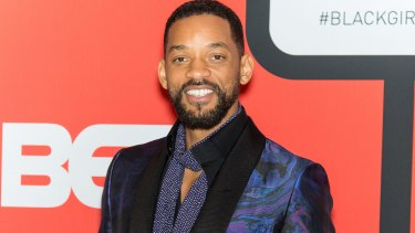 Actor Will Smith says he's thinking of getting political.