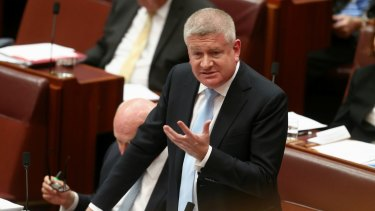"""Australia's new Minister for Communications and the Arts, Senator Mitch Fifield, says he will """"ensure the ABC is well resourced to do the job that Australians want it to do""""."""