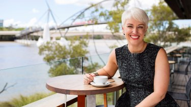 Cathie Reid is the chair of Flamingo making it a rarity in the ASX with a female chief executive and chair.