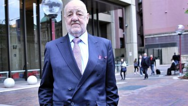 Travers Duncan is asking the High Court to strike down laws validating ICAC findings.