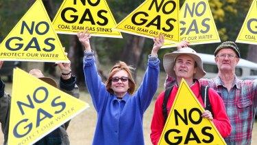 Coal seam gas exploration is a divisive issue in regional Australia.